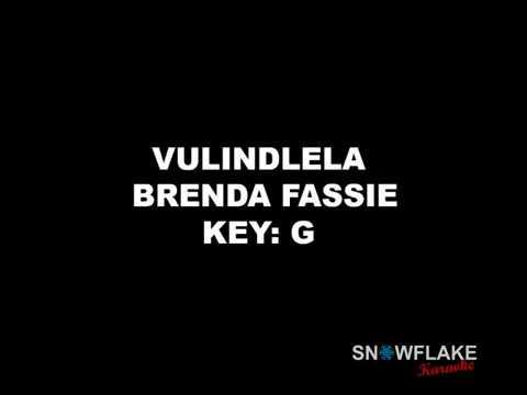 Brenda Fassie  -  Vulindlela KARAOKE