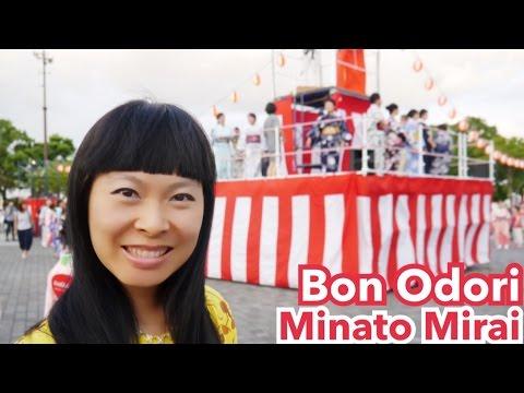 [Matsuri] Bon Odori Minato Mirai, danses exclusives à Yokohama en plein Pikachu Outbreak!
