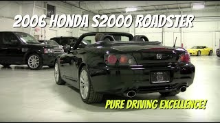 2006 Honda S2000 Convertible - THROWBACK Video Test Drive with Chris Moran