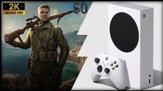 Xbox Series S   Sniper Elite 4   Free New-gen Upgrade