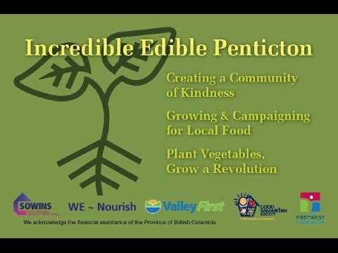 Incredible Edible Penticton