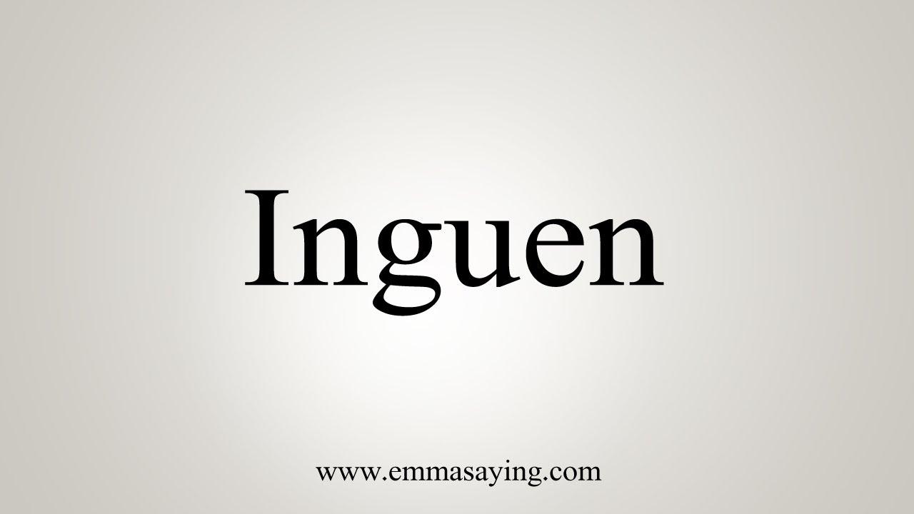 inguen