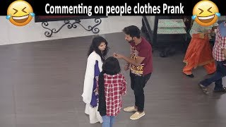 Commenting on people clothes Prank - Emporium Mall - Lahori PrankStar