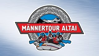 Exklusive Rafting-Männertour in den russischen Altai 2018