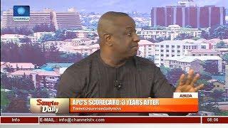 Keyamo Argues Buhari Govt Has Delivered As Ezekwesili, Mohammed Score APC Govt Low Pt.3
