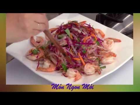 Uyen Thy's Cooking - Gỏi Khoai Môn
