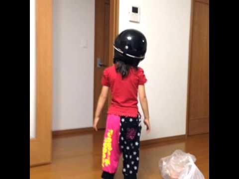 画像: バイク用ヘルメット youtu.be