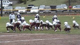 Tracyton Thunder vs S. Kitsap Mustangs.wmv
