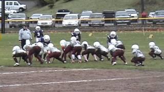Tracyton Thunder vs S. Kitsap Mustangs.wmv