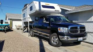 Loading The New Camper, One Day Closer ...