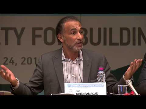 Geneva Peace Conference - Prof. Tariq Ramadan