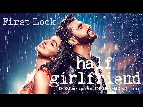 Thumbnail: First Look of Half Girlfriend starring Arjun Kapoor & Shraddha Kapoor.