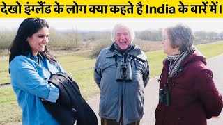 UK Villages People Loves India| Village Life in England| Sangwans Studio| Indian Youtuber in England