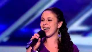 Simone Torres - Mustang Sally (The X-Factor USA 2013) [Audition]
