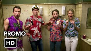 """It's Always Sunny in Philadelphia 13x06 Promo """"The Gang Solves The Bathroom Problem"""" (HD)"""