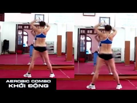 Aerobic bài tập eo giảm mỡ bụng siêu nhanh 41 Phút