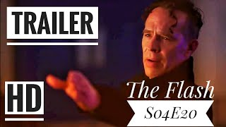 The Flash S04E20|Therefore She Is | Trailer Promo