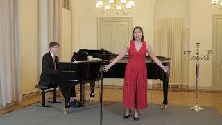 Mozart - 'O Zittre Nicht' - Sarah Hayashi