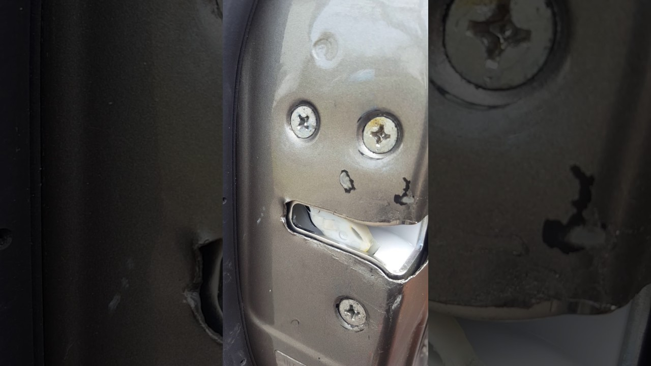 2007 Honda Civic Door Lock Actuator Seguro Actuador De