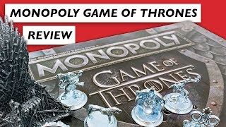 Monopoly Game of Thrones from Hasbro
