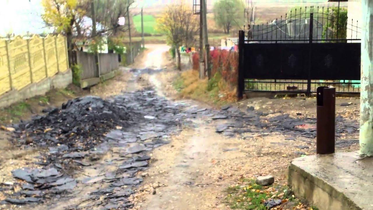 Drum public sau gunoişte de materiale de construcţie?