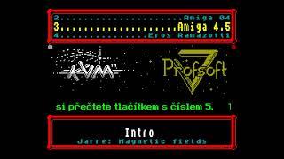 K.V.M.'s Musicdisk (musicdisk) - K.V.M./ProfSoft (Czech Republic) [#zx spectrum AY Music Demo]