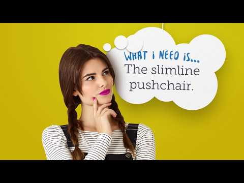 Cosatto SUPA GO Pushchair - Product Video