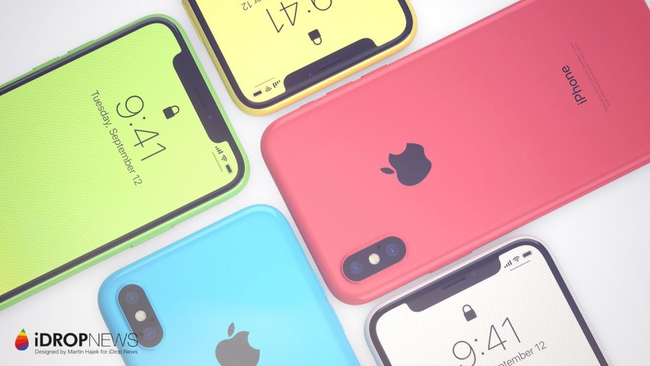 Latest 2018 iPhone X Rumors, New Face ID iPad Info & More ...