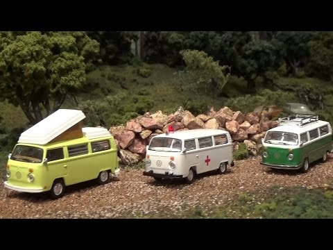 Greenlight VDub - Series 3 (Volkswagen Beetle, VW Bug, VW Bus, and Westfalia)