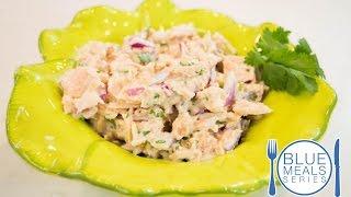 Tangy Tuna Salad | Diabetes-friendly Salad Recipe | Diabeticwatchers