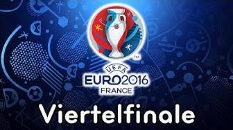 EM-Tipps 2016 - Viertelfinale