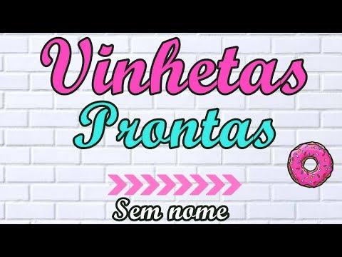 VINHETAS PRONTAS |