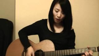 絢香 手をつなごう / 今泉ひとみ ギター弾き語り (Hitomi Imaizumi Acoustic Cover)