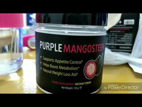 Purple Mangosteen Review | vlog #4