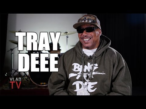Tray Deee on Witnessing the Rollin 60s & EightTray War Over the Years Part 10