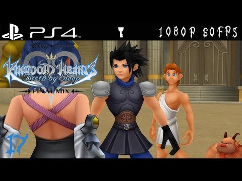RPCS3 0 0 3-5430 | Kingdom Hearts HD 2 5 ReMIX (BBS) Gameplay by