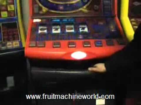 Fruit machine Installation Guide - Barcrest