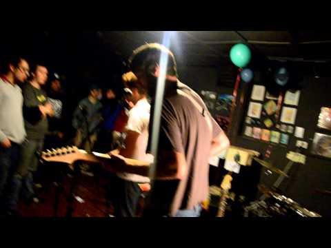 "Radio Reds perform ""Knife"" @ CFBG in Greensboro, NC, 2/22/2013"