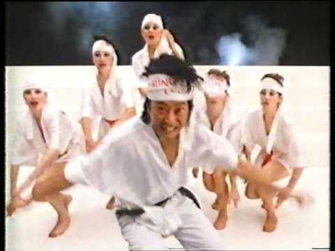 Bing Lee - I Like Bing Lee (Australian Ad, 1985)