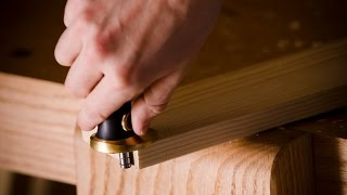 "How To Layout Tenons {part 5 Of ""build A Dovetail Desk With Hand Tools""}"