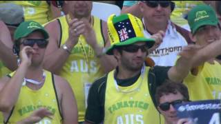 4 Cricket  The Ashes 2013    England v Australia 1ST TEST, DAY FOUR
