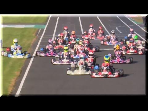 Super 1 Karting 2015: Rd 10 Junior Rotax | British Karting Championship Racing