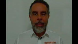 Armando Benedetti, aspirante al Senado por el Partido de la U