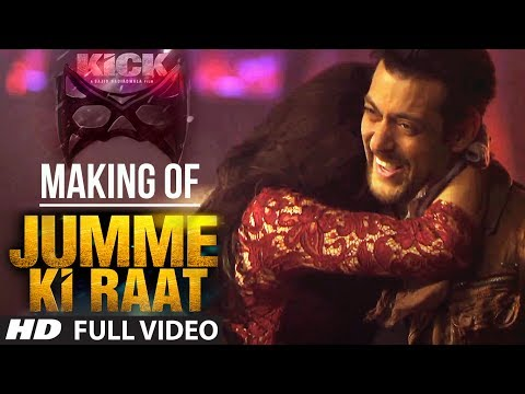 Making of Jumme Ki Raat Song | Salman Khan, Jacqueline Ferna