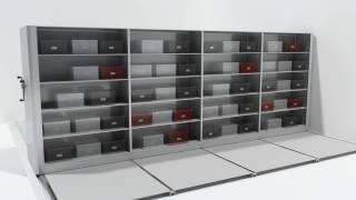 Мобильные стеллажи для архивов производство(Мобильные стеллажи для архивов производство., 2017-03-06T08:58:42.000Z)