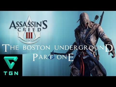 Map Of New York Underground Tunnels In Assassins Creed 3.Repeat Assassin S Creed Iii The Boston Underground Part One By