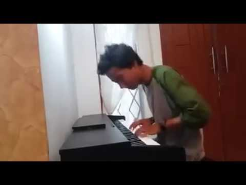 ost Crayon shinchan piano ( cover by : afiz)
