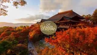 京都への入洛者数が少ない中東地域の方々に,日本ならではの四季と京都...