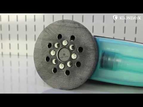 Видео обзор: Шлифмашина эксцентриковая BOSCH GEX 125-1 AE