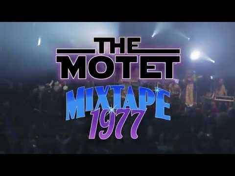 10.31.2015 - The Motet | MixTape '77 | Live @ Park West